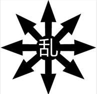 Chaos Hanzi Character 2